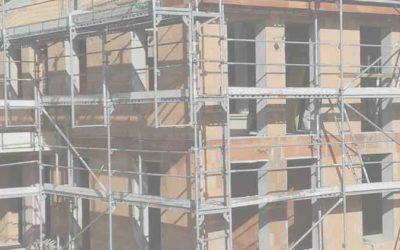 Echafaudage + : une subvention pour protéger les salariés du secteur du BTP